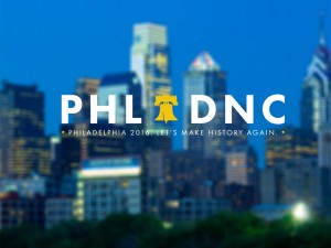 Going to the DNC: How it All Happened