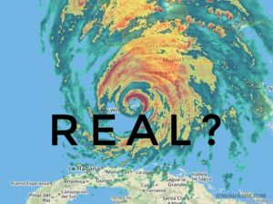 As Real As It Gets! On Hurricane Coverage and Other Disasters